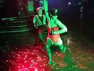 Fully Nude Female Stripper Lap Dance