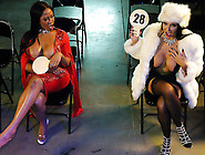 Auction Cock Starring Moriah Mills And Romi Rain