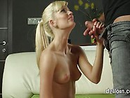 Defloration Of Naked Cutie Narrowed Snatch And Rubbing