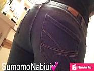 Sumomo's Tight Jeans Farts