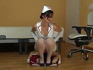 Nurse Facesitting
