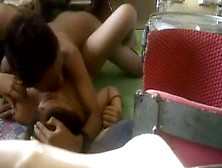 Srilankan Teen College Girl Hidden Cam Sex With Lover On Floor