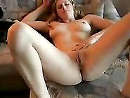 Naughty Couple Shagging In The Living Room