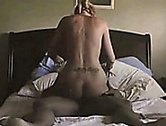 Blonde Bae With Big Booty Riding My Dick In A Cowgirl Position