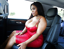 Bangbros Network - Lucky Driver Fucks His Busty Passenger
