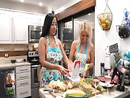 Jenny Scordamaglia & Flaka Mexica Naked Kitchen 94