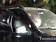 Tranny Hooker Likes A Huge Cock.  Video