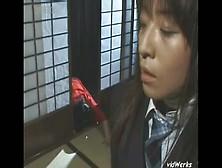 Japanese Scat Horror Movie Scene
