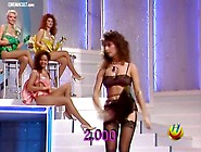 Colpo Grosso Contender Striptease - Jaqueline Hammond And Co