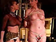 Young Mistress Punishing Slave Girl