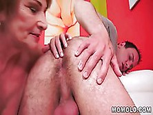 Insatiable Granny Is Always In The Mood To Have Sex With Her Ver