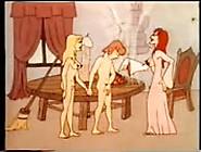 Hansel Et Gretel Baisent Avec Tout Le Monde