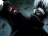 [Horriblesubs] Tokyo Ghoul Root A - 01 [480P]