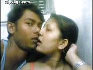 Indian Sex Scandal Mms Clip Of Desi Young Bhabhi With Secret Lov