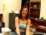 Anal Closeup Laughing Hot Teen Girl