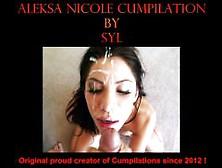 Aleksa Nicole Cumpilation