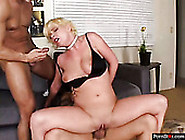 Bootylicious Slutty Cop Missy Monroe Provides Two Naughty Dudes