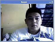 "Pinoy Masterbation ""boom"" Webcam Part 1 Of 2"