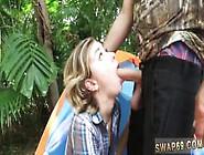 Big Boobs Teen Suck Backwoods Bartering