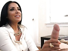 Stepmom Seduces Teen Daughters Boyfriends Eager Cock
