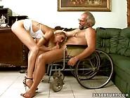 Tall Smoking Blonde Blonde Nurse Trisha