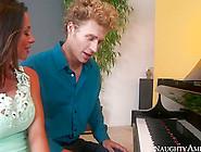 Ariella Ferrera & Michael Vegas In Seduced By A Cougar