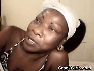 Dirty Black Street Whore Gobbling White Dick Point Of View