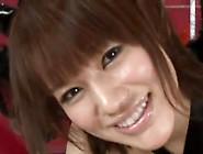 Riko Honda Pleases Her Man Involving Grinding And Eats The Sperm