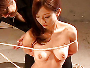Redhead And Daring Japanese Teen Gets Punished Indoors