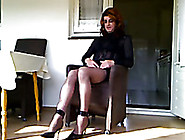 Just A Mature Crossdresser Feeling Lonely And Bored On Webcam
