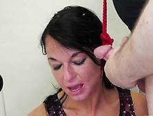 Latex Bondage Cum Talent Ho