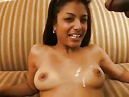 Indian Girl Fucks Black Plumber!