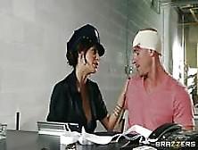 Gia Dimarco Fucks A Prisioner