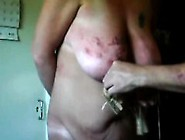56 Years Old Slave Cruel Punished