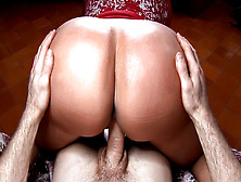 Huge Ass Colombian Milf Sandra Gets The Life Pounded Out Of Her