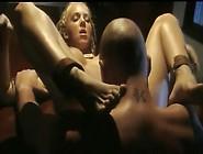 Dreadlock Blond Lita Chase Banged Deep