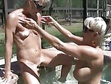 Las Abuelas Lesbianas,  Grannies Bimbos