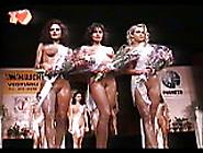 Miss Nudi Hungary 1996 Nyiregyhaza