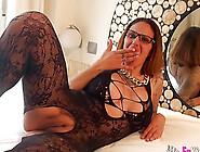 Flaming Hot Judith Navarro Likes It On Top Of Her Libidinous Fuc