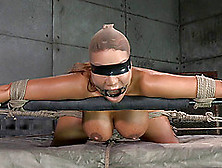 Sexy Bondage Maiden Pounded Hardcore In Bdsm Porn Shoot
