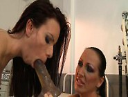 Big Breasted Brunette Vivien Gets The Intense Treatment She Dese