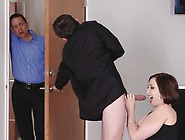 Step Dad And Comrade's Daughter Caught By Mom Xxx Yasmin Ha