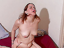 Hardcore Ffm Threesome Clip With Two Amateur Bitches