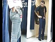 Total Strangers Hot Fuck In The Fitting Room