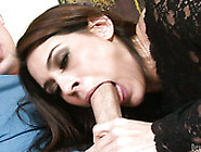 Horny As Fuck Milf Seduces A Young Guy And Gives Him A Nice Blow