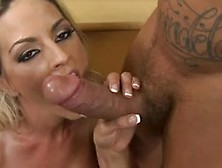 Sindy Lang Gets Her Cookie Ripped Off By A Hard Jock