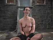 Wenona A Slender Black Haired Has Toyed And Tortured