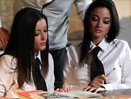 001.  Iwia And Jessyca Wilson - Russian Schoolgirls