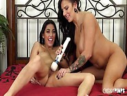 Busty Lylith Lavey Fucking Sexy Babe Kimberly Gates With Vibrati