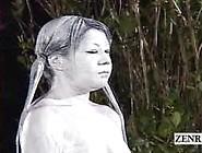 Subtitles Japanese Public Park Statue Prank